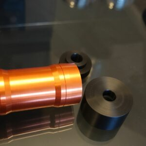 BB30A to Shimano Racing Edition (Orange) Bottom Bracket