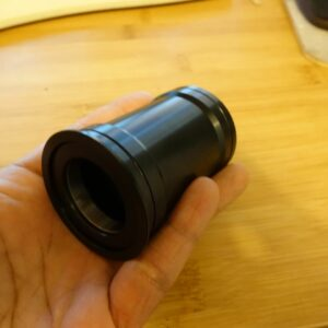 PF30 to BB30 (>= 68mm Axle) Racing Edition (Black) Bottom Bracket