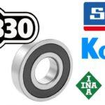 BB30 Bearing Kit 6806-2RS 61806-2RS NTN NSK SKF FAG Koyo