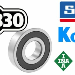 BB30 Bearing Kit 6806-2RS 61806-2RS NTN NSK SKF FAG Koyo
