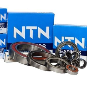 NTN 6200 LLU 10x30x9 Fully Contacting Seal