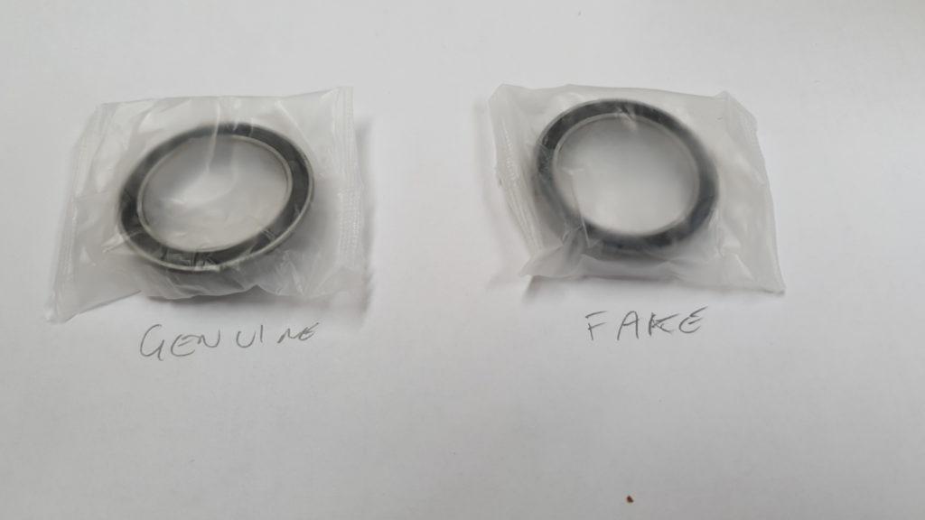 NTN 6806 Fake Bearing