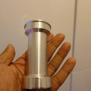 BB86 to Shimano Racing Edition (Silver) Bottom Bracket Necked