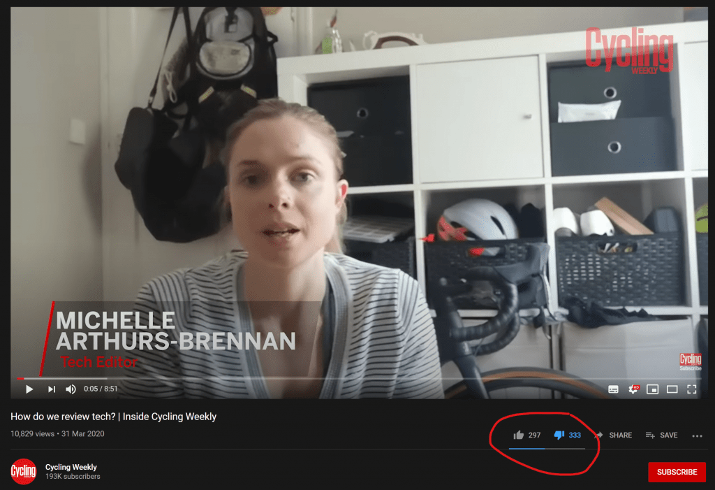 Michelle Arthurs Brennan sex act racist cycling weekly writer