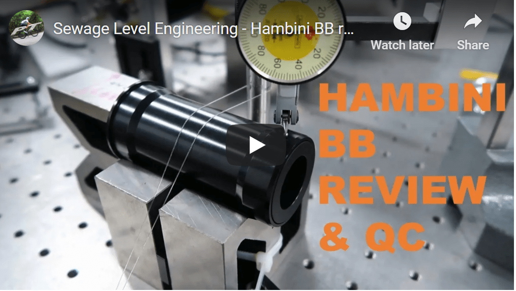 Hambini Bottom Bracket Reviewed by an Engineer