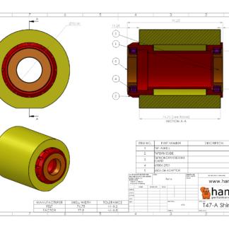 Hambini T47-A Bottom Bracket